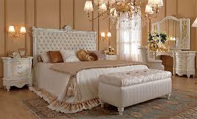 schlafzimmer italien luxus schlafzimmer set weiß lack furnier glanz klassische