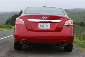 nissan altima 2016 trunk review 2015 nissan altima 2 5 sv car reviews and news at