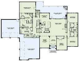 Great Room Floor Plans Single Story House Plans With Great Rooms Webshoz Com