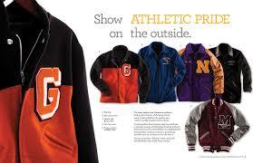 josten letterman jacket college letterwinner program sigrid lindholm