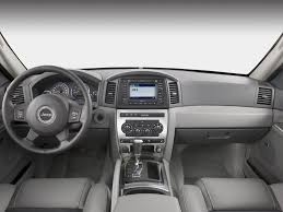 jeep grand cherokee dashboard 2007 jeep grand cherokee reviews and rating motor trend