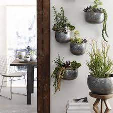 braza indoor outdoor wall planters
