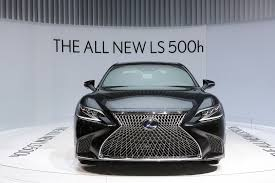 lexus sport sedan 2017 2018 lexus ls 500 f sport will touch down at the 2017 nyias