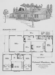 Colonial Floor Plans Floor Plans Colonial Structures Log Homes