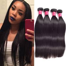 hair for crochet weave straight human hair crochet braids tape on and off extensions