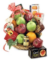gourmet basket fruit gourmet basket at from you flowers