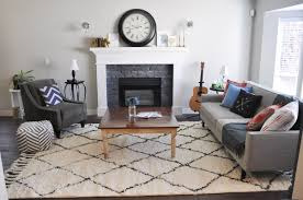 shag rug living room home living room ideas