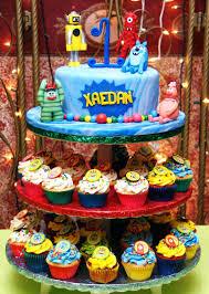 Yo Gabba Gabba Bed Set Yo Gabba Gabba Bedding Set Yo Birthday Cakes Find The