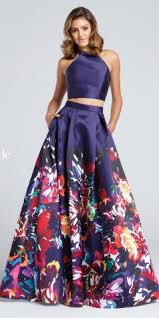 two piece prom dresses two piece dresses