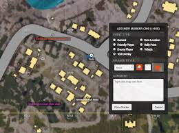 pubg interactive map pubg interactive map text markers community content
