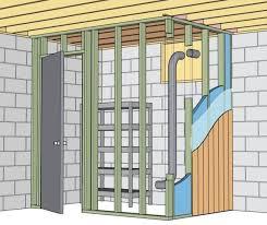 fabriquer une chambre froide construire votre propre chambre froide caveau à légumes cave a