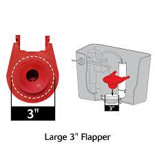 Eljer Tank Korky 3030bp Flapper For Eljer Toilet Repairs 3 Inch Toilet