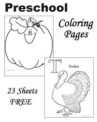 Funny Thanksgiving Coloring Pages Best 25 Preschool Coloring Pages Ideas On Pinterest Coloring