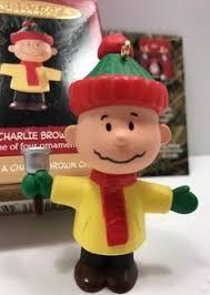 hallmark keepsake ornament linus peanuts a brown