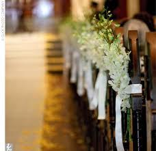 wedding pew decorations wedding pew decorations decoration