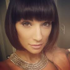 graduated bob hairstyles with fringe 30 latest chic bob hairstyles for 2018 pretty designs