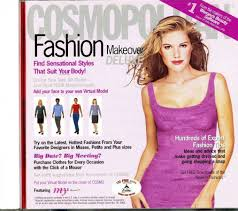 fashion games on the internet 109 11984 cosmopolitan fashion makeover deluxe video game pc