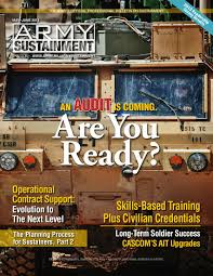 88m Career Map Army Sustainment Magazine By Army Sustainment Magazine Issuu