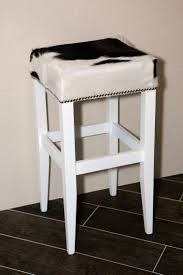 bar stools black and white cowhide bar stools cowhide chairs