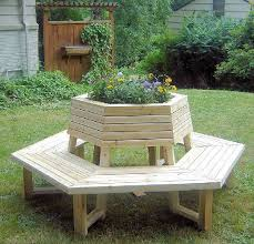 12 best tree bench images on pinterest tree bench gardening and