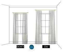 Windows To The Floor Ideas Should Bedroom Curtains Hang To The Floor Best How Ideas On