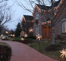 Large Illuminated Christmas Decorations by Led Christmas Lights Expert Outdoor Lighting Advice