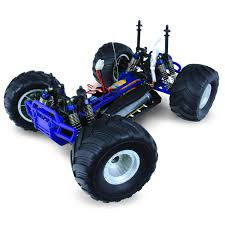 hsp nitro monster truck hsp monster truck special edition blue rc truck at hobby warehouse
