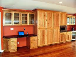 Kitchens With Hickory Cabinets Knotty Hickory Kitchen Cabinets Marissa Kay Home Ideas Hickory