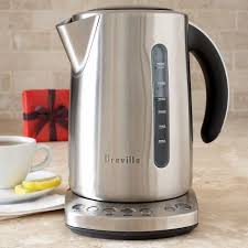 sur la table tea kettle breville variable temperature electric kettle sur la table gifts