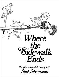 where the sidewalk ends amazon co uk shel silverstein