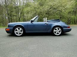 1990 porsche 911 convertible 1990 porsche 911 legendary motors classic cars muscle cars