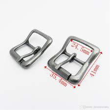 allergic to belt buckle 2018 black zinc alloy handbag pin buckle vintage anti allergy