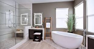 desain kamar mandi transparan inspirasi desain kamar mandi minimalis terbaik decodeko