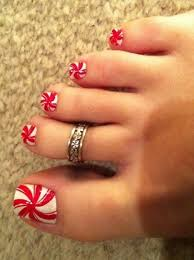 festival nails designs for the toe to flaunt at diwali