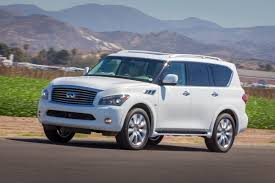 infiniti qx56 vs mercedes gl450 infiniti qx56 and qx80 recalled for airbag shrapnel worries