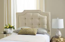 sapphire buckwheat tufted velvet headboard headboards furniture