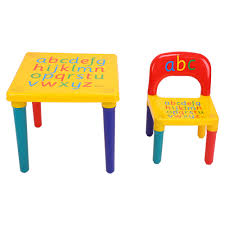 Desk Chair For Kids by Online Get Cheap Kids Plastic Table Chairs Aliexpress Com