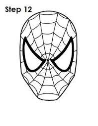 draw spider man step 10 spider man spider