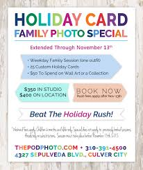 Best Child Photographer Los Angeles November Holiday Card Special U0026 The Limited Edition Winter Set