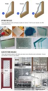 glass door safety pvc glass door safety door design with grill cheap price buy pvc
