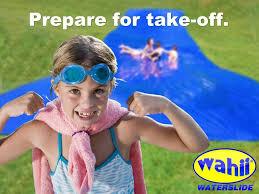 wahii waterslide 75 world u0027s biggest backyard lawn water slide