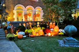 fall outdoor decorating ideas welcoming atmosphere with fall