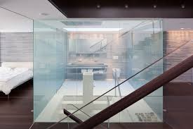 glass box architecture 73rd st triplex penthouse by turett collaborative architects