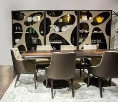aico 21 cosmopolitan taupe rectangular dining set usa furniture