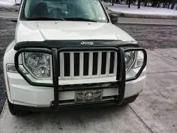 black jeep liberty grille guard 17a086400a black jeep liberty