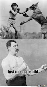 Old Boxer Meme - overly manly old photography by mrknowitall meme center