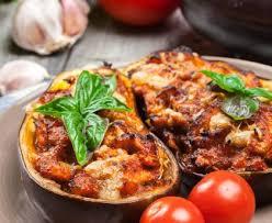 comment cuisiner aubergines aubergines farcies aux légumes ou mixte recette de aubergines