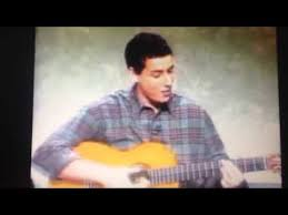 adam sandler sings the turkey song