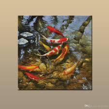 2017 new arrivals modern abstract home art wall decor china wind 2017 new arrivals modern abstract home art wall decor china wind feng shui fish koi painting hd picture printed on canvas dw39 from hongyiart
