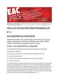 Calaméo Cfe Immatriculation Snc Calaméo Eac 2009 2010 Veille D Actualité Professionnelle N 4
